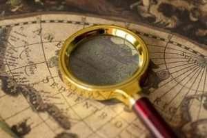 نقشه ها و جغرافیا