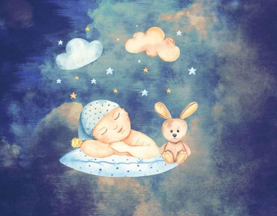 دوره آموزشی خواب کودکان